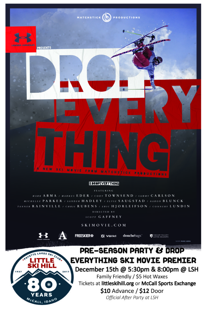 Drop Everything Movie Poster